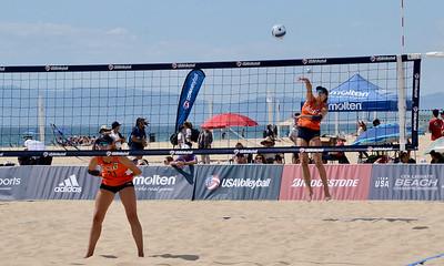 Team USA - Collegiate Beach Volleyball Championships