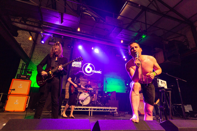BBC 6 Music Festival, Camp & Furnace, Liverpool, UK - 31 Mar 2019