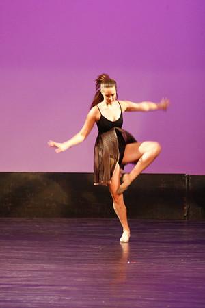 Dance Center Recital 6/1/08  Coleen's solo