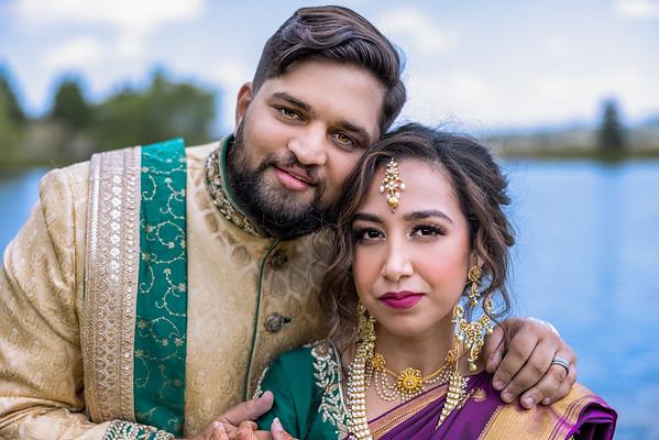 Mitali+Adi Wedding