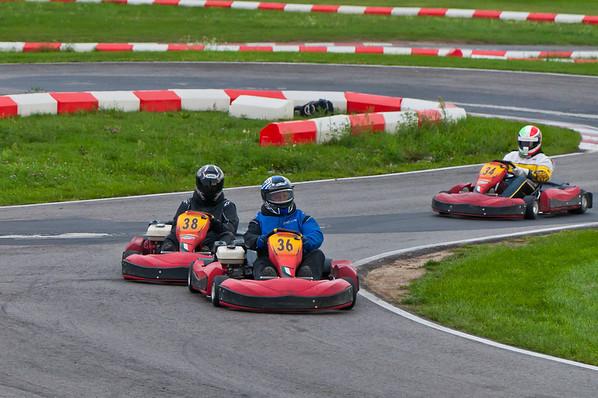 Kart Racing - August 15, 2012