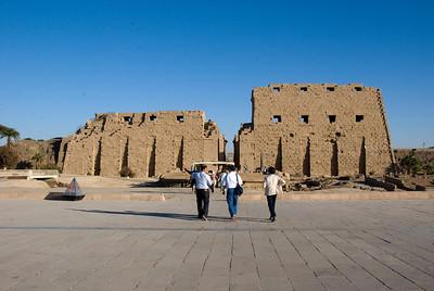 Luxor, Egypt (Past)