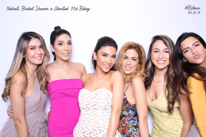 Nahal's Bridal Shower (SkinGlow Booth)