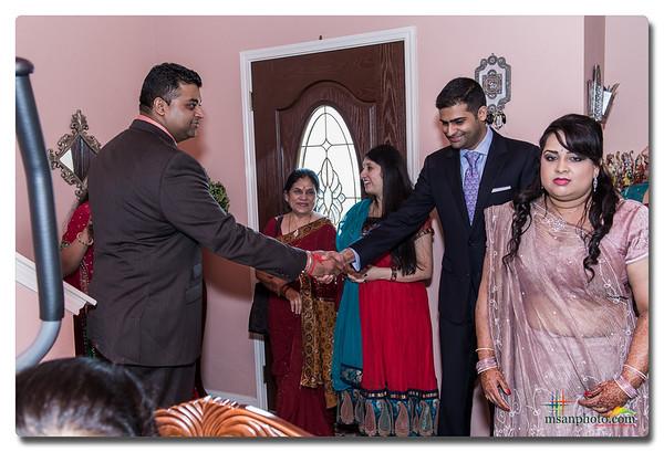 Shivang + Shaheena Engagement