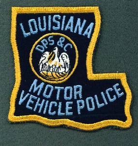 Louisiana Motor Vehicle