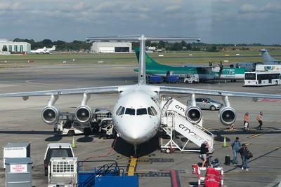 Avro RJ / BAE 146