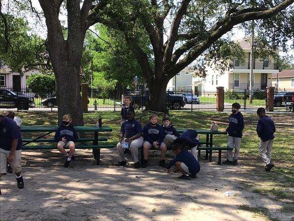 4th grade visits Main Campus
