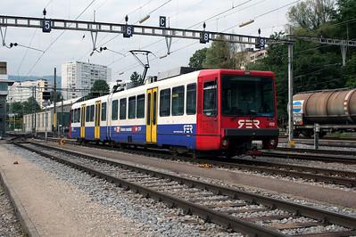 SBB Class 550