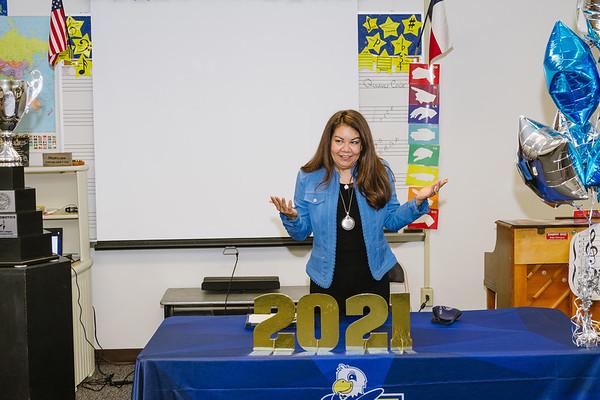 Robotics District Trophy Presentation