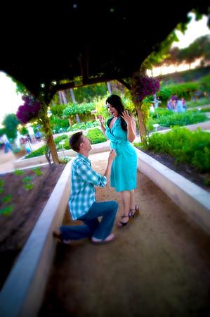July 12, 2009   Travis & Karisa