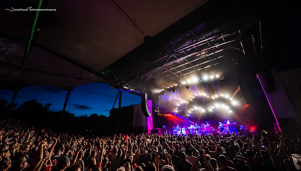 Widespread Panic - 08/04/19 - St. Augustine - The Amp