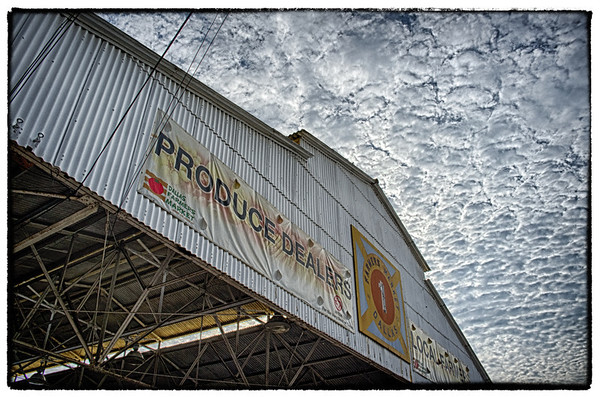 Dallas - Farmers Market - Produce Area