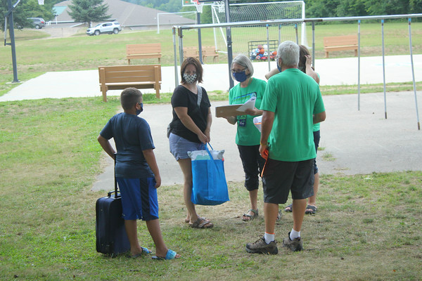 Welcome July 27 - August 1