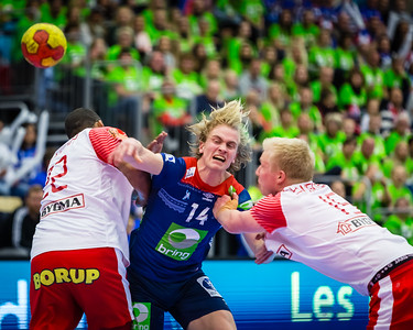 Norway vs Denmark, 8. April 2018