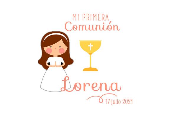 Comunión de Lorena - 17 julio 2021
