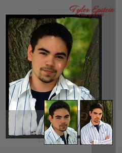 Eric Senior Portraits in Tucson