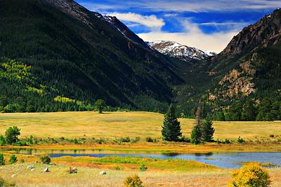 Rocky Mountain National Park - September 2013