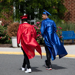 Dorian And Wache Graduation