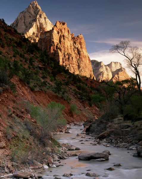 Zion - virgin-river-in-zion-canyon---pinnacles-of-court-of-the-patriarchs---april-morning---tom-till - KCOT.jpg