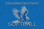 2014 Dickinson State University Softball