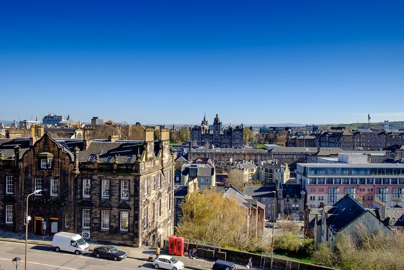 Edinburgh - April 2016