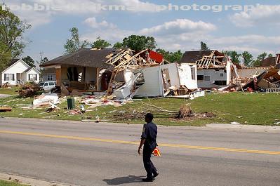 Suffolk Va Tornado's Aftermath