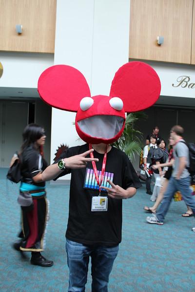 San Diego Comic-Con 2011 - Saturday