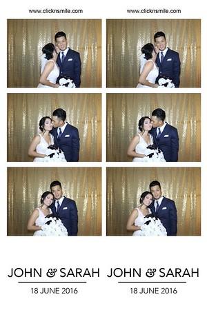 Sarah & John (maqyi) Wedding