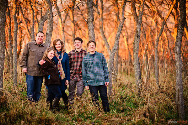 Lee Family Pictures 2012