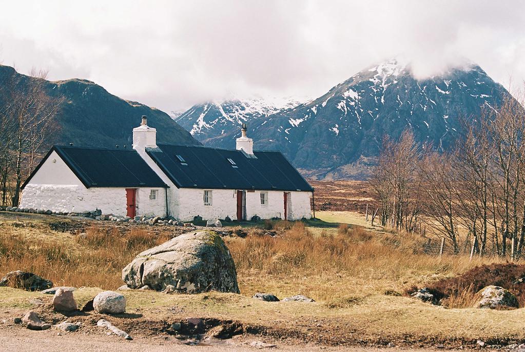The Cottage (shot on film)
