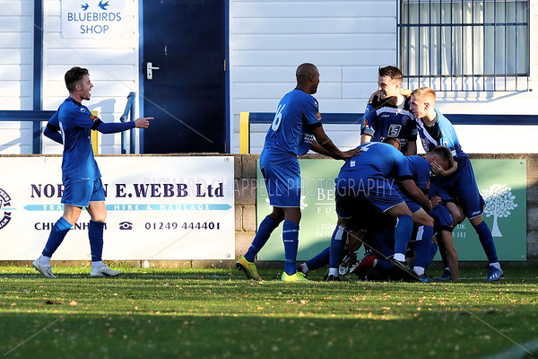 CHIPPENHAM TOWN  V  BRAINTREE  MATCH PICTURES 10th OCTOBER 2020
