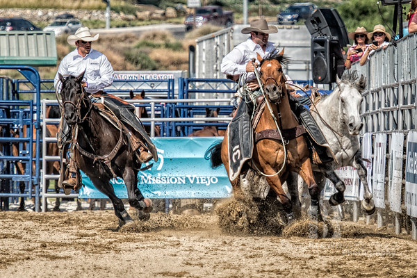 17th Annual Rancho Mission Viejo Rodeo 2017