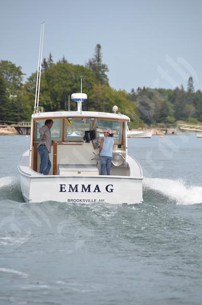 Emma G launch