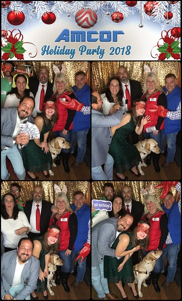 Amcor Holiday Party 2018