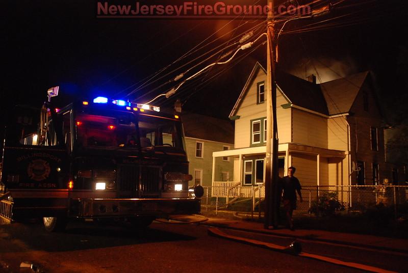 8-23-2010 (Gloucester County) PAULSBORO 18 W. Buck Street - All hands Dwelling Fire