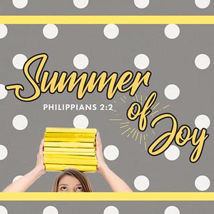 Summer of Joy 2019