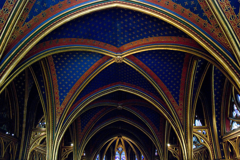 La Sainte Chapelle