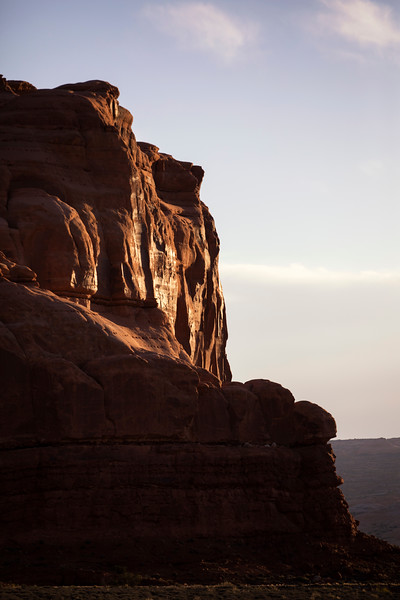 Rock Formation, Arches National Park