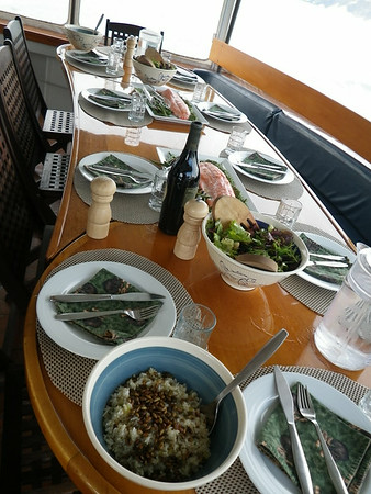 June 17-22, 2012 Sea Wolf Adventure