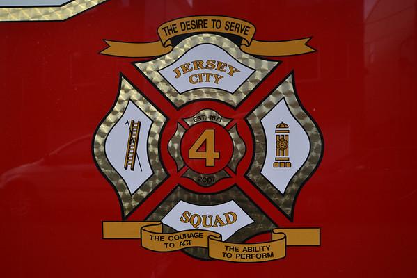 Fire Station Visits