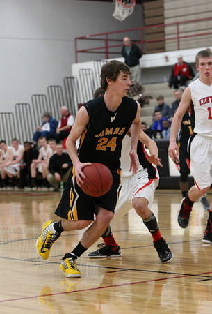 Tomah @ Central BBB1213