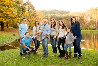 Mandy and Family 2016