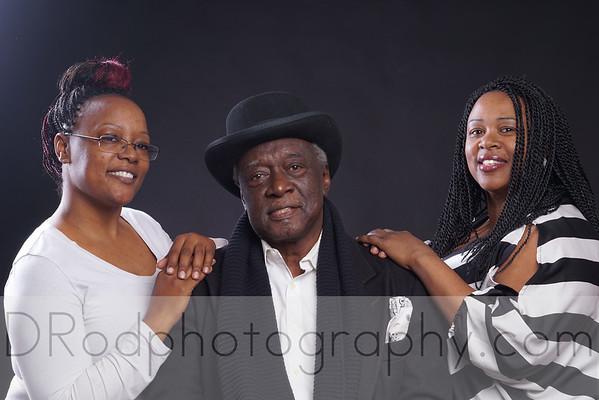 Tori's Family Portraits