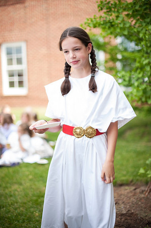Third Grade Ancient Rome Day