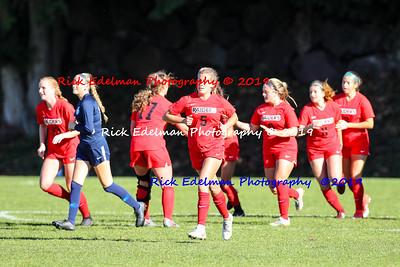 Southern Oregon U vs Northwest U Women's Soccer