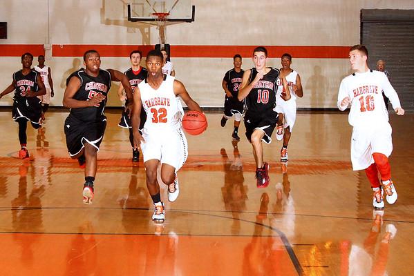 JV Basketball v CHS