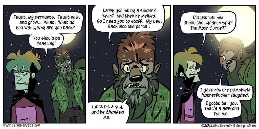 Underworld, Part Three