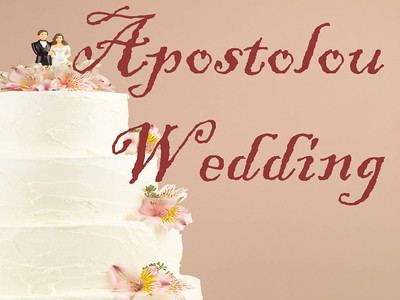 Apostolou Wedding