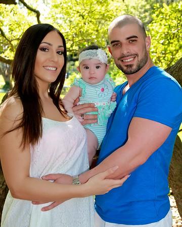 03-28-16 Amanda, Mike & Milania