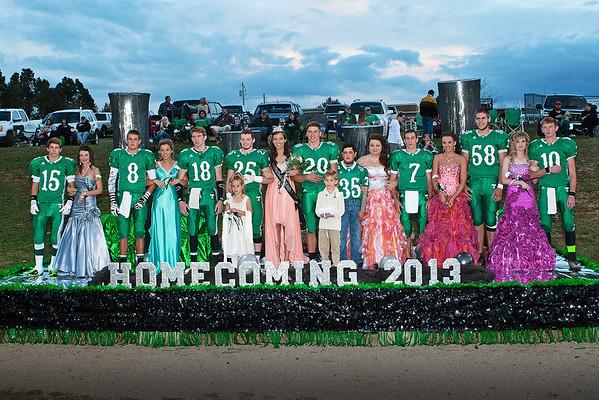 THS 2013 Homecoming Pics